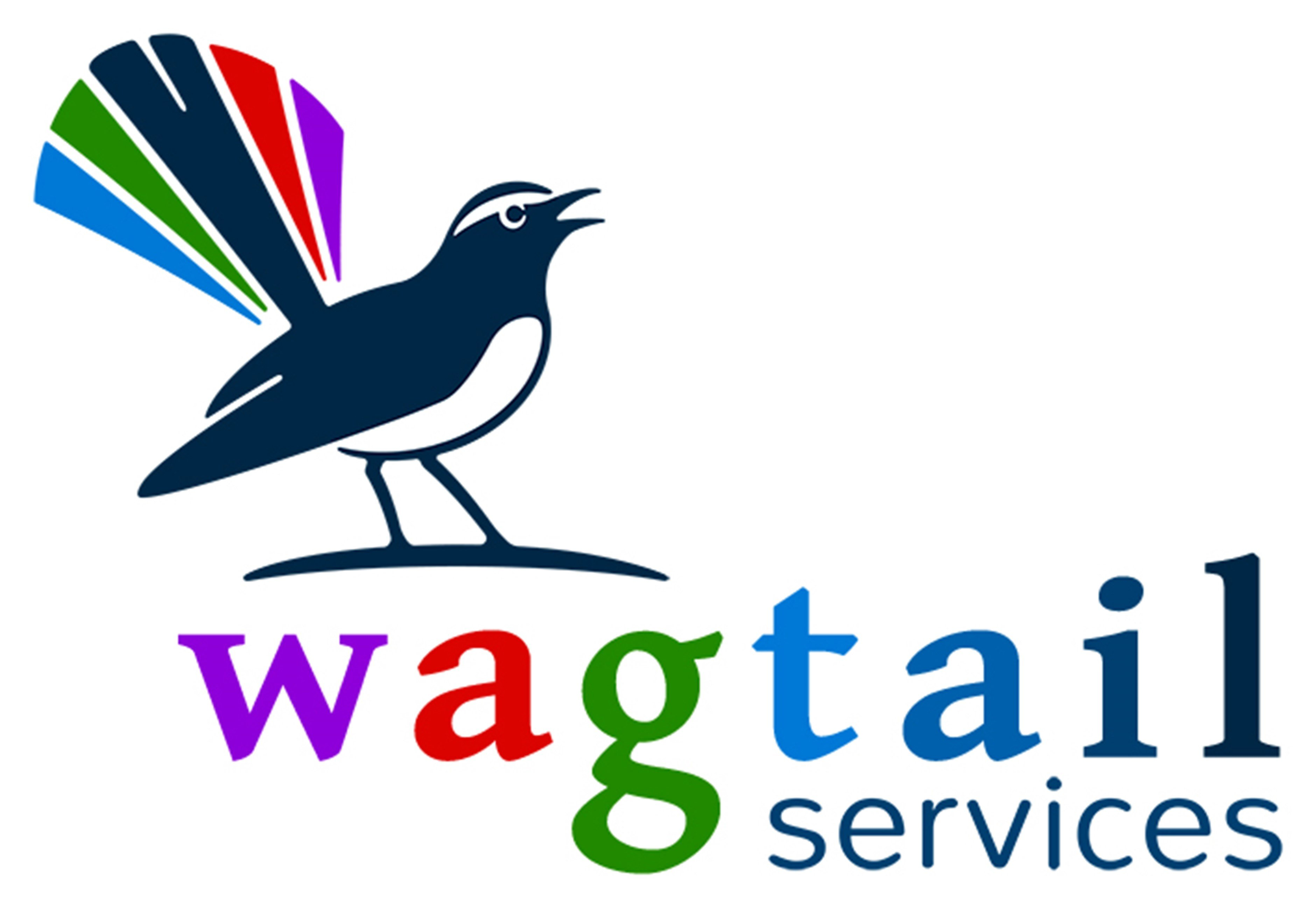wagtail services logo